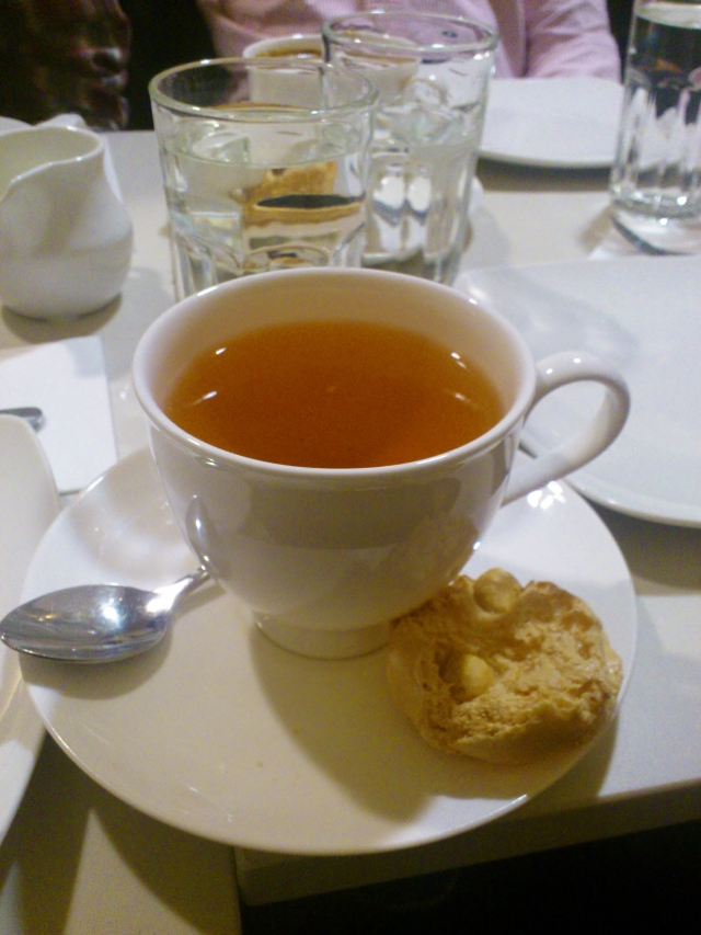Pot of tea for 2 - Earl Grey ($5.50)
